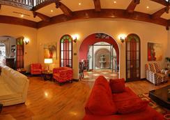卡萨克隆旅馆 - 圣荷西 - 大厅