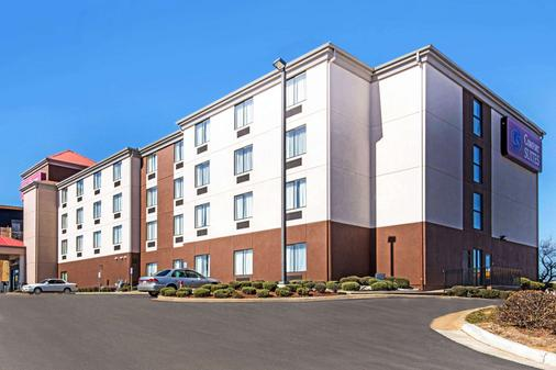 塔斯卡卢萨大学附近凯富套房酒店 - 塔斯卡卢萨 - 建筑