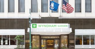 男爵广场温德姆花园酒店 - 新奥尔良 - 建筑