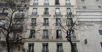 比特绍蒙酒店 - 巴黎 - 建筑