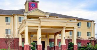 舒适套房酒店-德克萨斯大道 - 大学城