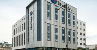 旅屋飯店 - 曼徹斯特市中心競技場 - 曼彻斯特 - 建筑