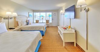 沙丘庄园套房汽车旅馆 - 大洋城 - 睡房