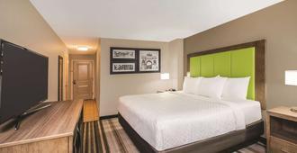 布鲁克林中心拉金塔旅馆及套房 - 布鲁克林 - 睡房
