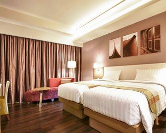 巴东美居酒店 - 巴东 - 睡房