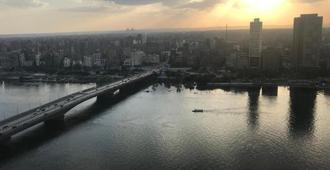 银河皇家套房酒店 - 开罗 - 户外景观