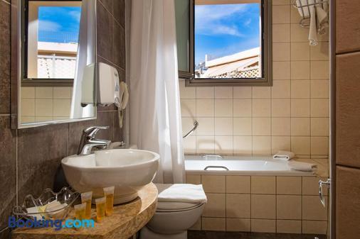 马林梦幻酒店 - 伊拉克里翁 - 浴室