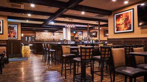 卡地亚广场套房酒店 - 渥太华 - 酒吧
