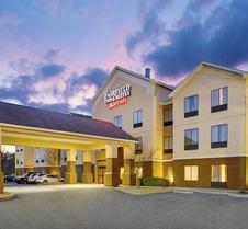 拉法耶特南部万豪费尔菲尔德套房酒店