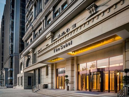 西宁新华联诗铂高级服务公寓 - 西宁 - 建筑