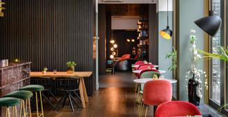 威斯巴登市美居酒店 - 威斯巴登 - 餐馆