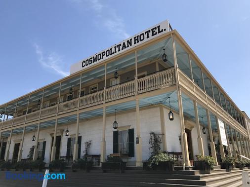 丽都酒店 - 圣地亚哥 - 建筑