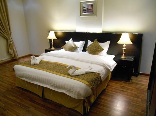吉达萨玛特公寓式酒店 - 吉达 - 睡房