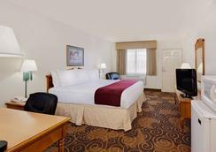 圣安吉洛温德姆戴斯酒店 - 圣安杰罗 - 睡房