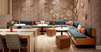 米申谷圣地亚哥万豪酒店 - 圣地亚哥 - 休息厅