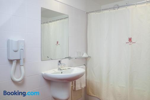 拉戈酒店 - 布拉加 - 浴室