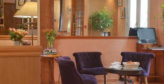 伊斯特里亚酒店 - 巴黎 - 大厅