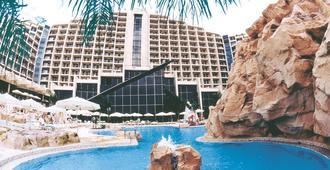 丹埃拉特酒店 - 埃拉特 - 建筑