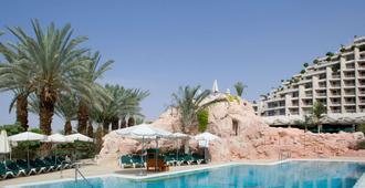 丹埃拉特酒店 - 埃拉特 - 游泳池