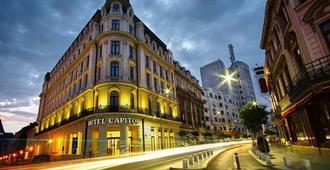 国会大厦酒店 - 布加勒斯特 - 建筑