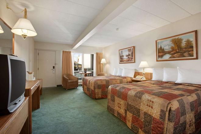 世福特小屋尼亚加拉瀑布酒店 - 尼亚加拉瀑布 - 睡房