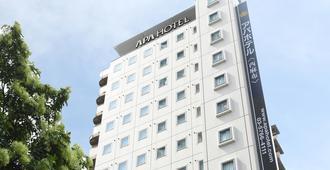 西麻布阿帕酒店 - 东京 - 建筑