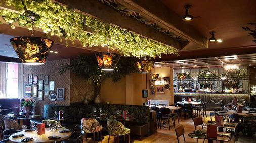 新诺森布里亚酒店 - 泰恩河畔纽卡斯尔 - 酒吧
