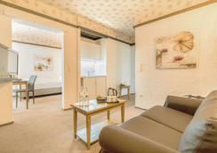 美因茨最佳西方酒店 - 美因茨 - 睡房