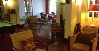 德拉波斯特大酒店 - 圣让-德吕兹 - 大厅