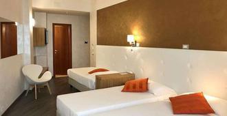 欧罗巴酒店 - 帕多瓦 - 睡房