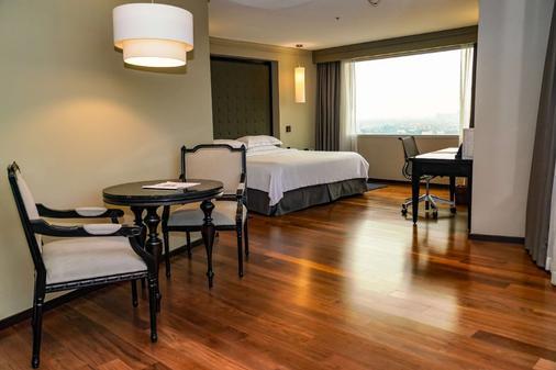 克里斯托尔大酒店-墨西哥城改革大道1号 - 墨西哥城 - 睡房