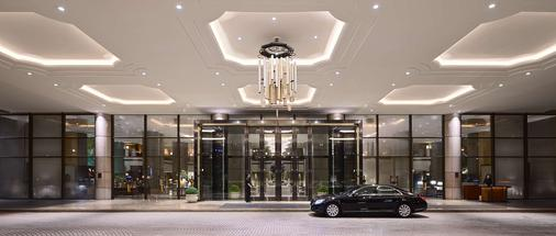 台北君悦酒店 - 台北 - 建筑
