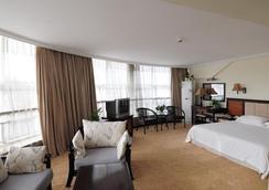 桂林丽晶大酒店 - 桂林 - 睡房