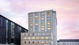 诺富特克赖斯特彻奇酒店 - 基督城 - 建筑