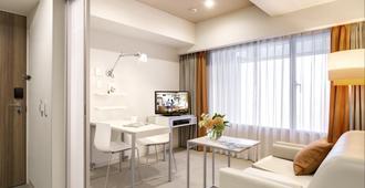 京都馨乐庭乌丸五条服务公寓 - 京都 - 客厅