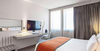 铂尔曼图卢兹中心兰布拉酒店 - 图卢兹 - 睡房