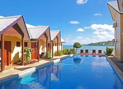 莫瑞斯酒店 - 维拉港 - 游泳池