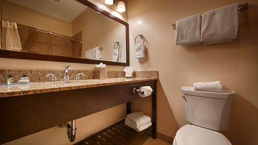 西佳plus老城庄园酒店 - 圣地亚哥 - 浴室