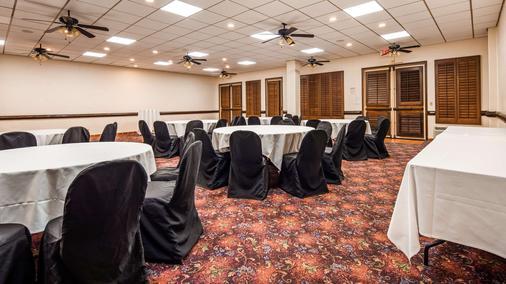 西佳plus老城庄园酒店 - 圣地亚哥 - 宴会厅