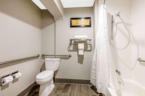 机场凯富酒店 - 孟菲斯 - 浴室