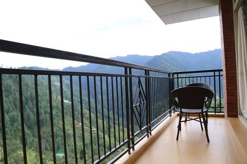 特提斯滑雪度假村 - 西姆拉 - 阳台
