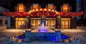 圣保罗洲际酒店 - 圣保罗 - 建筑