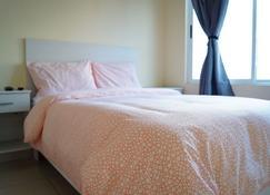 MV 套房酒店 - 蒙特雷 - 睡房