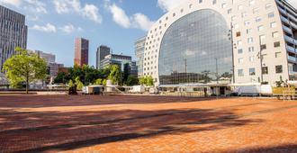 鹿特丹布莱恩公园诺富特酒店 - 鹿特丹 - 建筑
