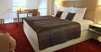 祖尔帕斯特贝斯特韦斯特酒店 - 不莱梅 - 睡房