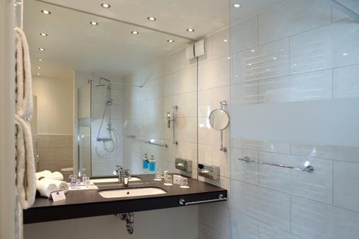 祖尔帕斯特贝斯特韦斯特酒店 - 不莱梅 - 浴室