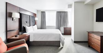 旧金山俱乐部住宅酒店 - 旧金山 - 睡房