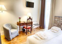 阿莱格里亚酒店 - 里斯本 - 睡房