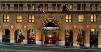 奥尼旧金山酒店 - 旧金山 - 建筑