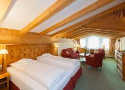 西泽霍夫基茨比厄尔酒店 - 基茨比厄尔 - 睡房